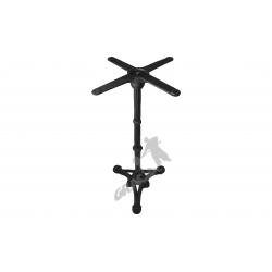 Noga stołu C09 -  wysoka z krzyżakiem