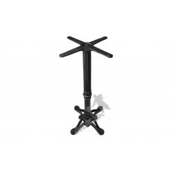 Noga stołu D03 - wysoka z krzyżakiem