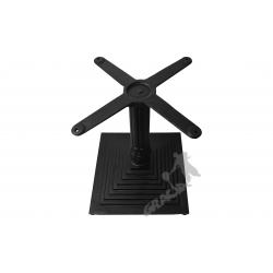 Noga stołu G01 - niska z krzyżakiem