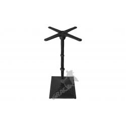 Noga stołu G09 - wysoka z krzyżakiem