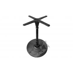 Noga stołu J13 - standardowa z krzyżakiem