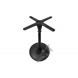 Noga stołu L13 - standardowa z krzyżakiem