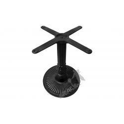 Noga stołu M01 - niska z krzyżakiem