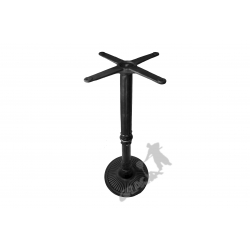 Noga stołu M03 - wysoka z krzyżakiem