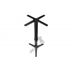 Noga stołu N03 - wysoka z krzyżakiem