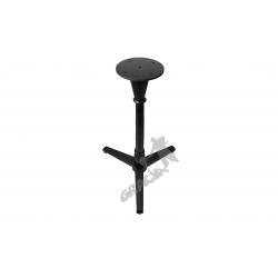 Noga stołu N12 - standardowa z talerzem