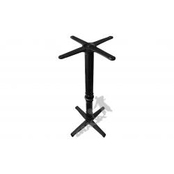 Noga stołu P03 - wysoka z krzyżakiem