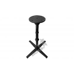 Noga stołu P06 - standardowa z talerzem