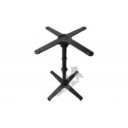 Noga stołu P07 - standardowa z krzyżakiem