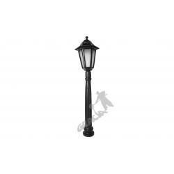 Lampa A01 z kloszem aluminiowym